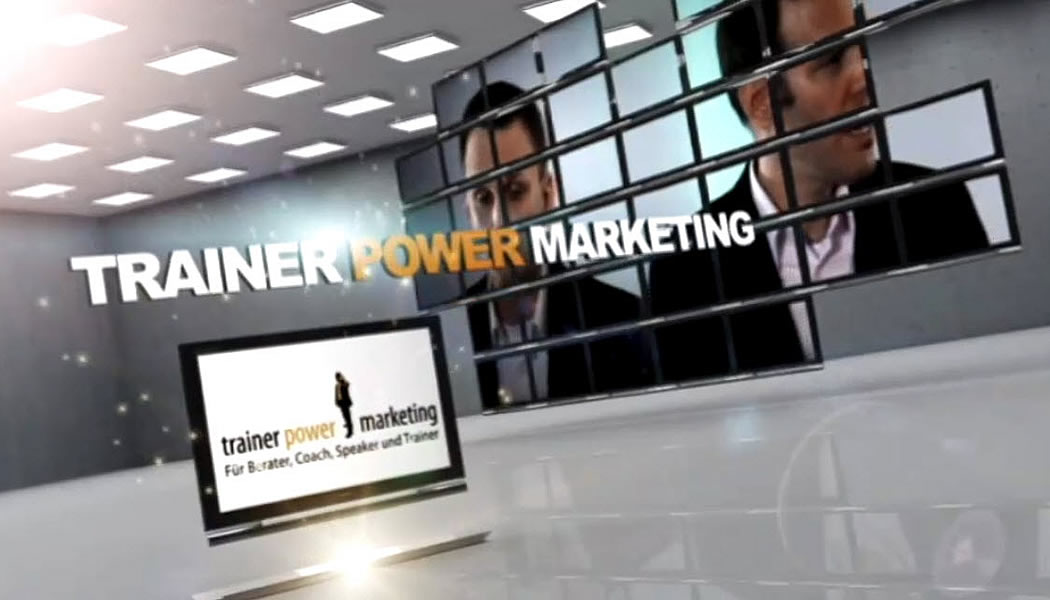 Trainer-Power: Die Grundlagen im Live-Marketing