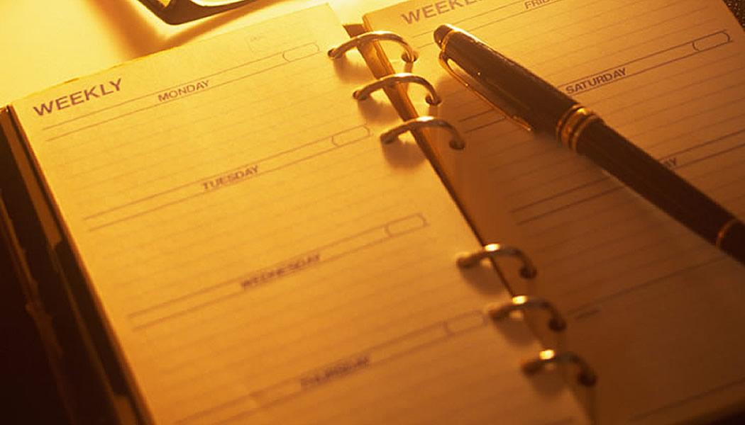 Schreibe ein Tagebuch!