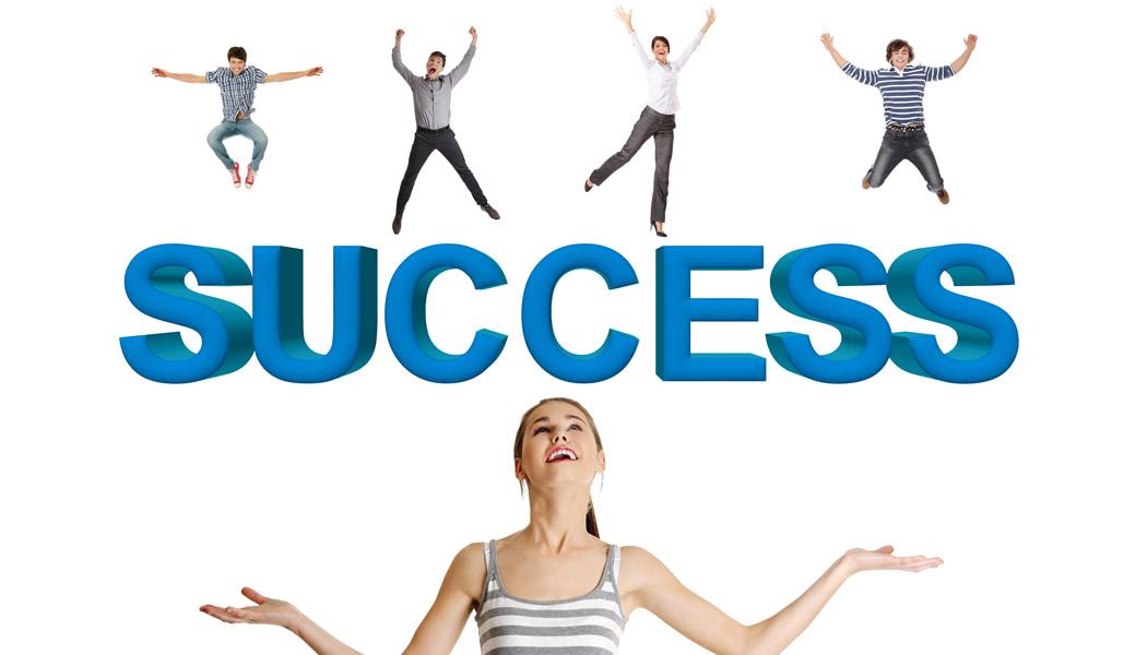 Erfolg ist nur auf Dauer möglich