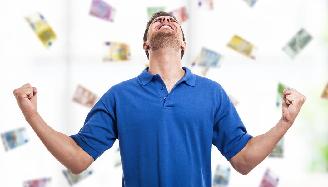 Das Geheimnis viel Geld zu verdienen ist gelüftet